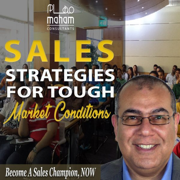 Sales Readiness In Tough Markets